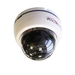 PDM1-IP2-V12 v.2.3.4 PolyVision Видеокамера IP, купол 2Мп,ИК,варио