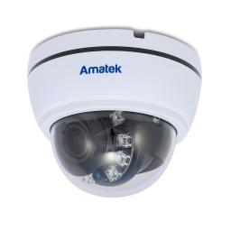 AC-HD202VS v.2 (2.8-12) AMATEK Видеокамера цв, купол AHD/TVI/CVI/CVBS,2Мп