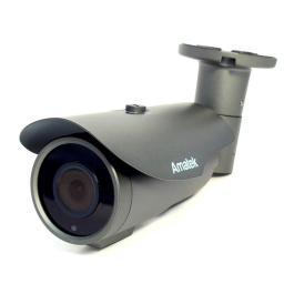 AC-IS503A (2,8)(PoE) AMATEK Видеокамера IP, цилиндр 5Мп,ИК.вандал