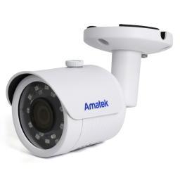 AC-IS203AS (2.8)(PoE) AMATEK Видеокамера IP, цилиндр 2Мп,ИК,аудио