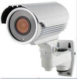 DCV21IR (2,8-12) AltCam Видеокамера цв, цилиндр AHD,2мп,улич,варио
