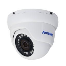 AC-HDV503SS (2,8) AMATEK Видеокамера цв, купол AHD/TVI/CVI/CVBS,5Мп
