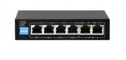 PND-04P-2M PolyVision Коммутатор 4POE+1M/60Вт