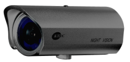 KPC-S35NV1-92 KT&C Видеокамера ч/б, цилиндр ИК