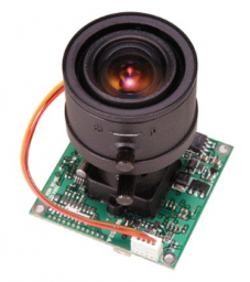 ACE-S560CHV4(2,5-6,0) KT&C Видеокамера ч/б, модуль варио
