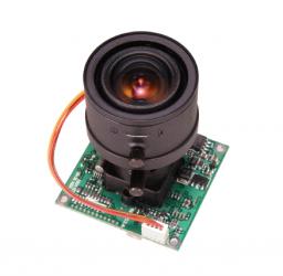 ACE-EX560CHV3(3,8-9,5) KT&C Видеокамера ч/б, модуль варио