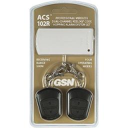 ACS-102R (приёмн.+2бр.) GSN Сигнализация тревожная