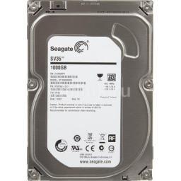 ST1000VX000 (7200rpm) 64mb Seagate Жесткий диск 1Tb, SATA III, SV35