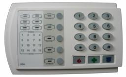 Контакт GSM-9N(вер.2) с внеш. антен. SMA Ритм Панель охранная
