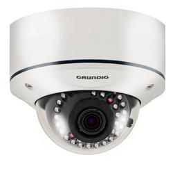 GCA-B0326VRH (2,8-10) Grundig Видеокамера цв, купол варио,улич,PIP,ИК