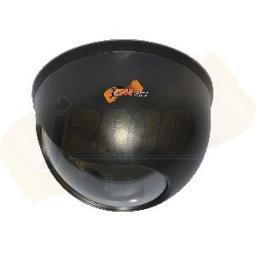 D100HBRX(3.6)черная J2000 Видеокамера цв, купол муляж