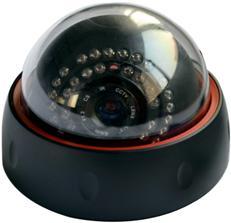 GF-IPDIR4323MP2.0 (4мм) Giraffe Видеокамера IP, купол 2Мп,ИК,МФ