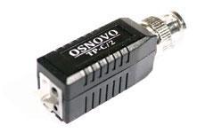 TP-C/2 (1шт)(200-400м) OSNOVO Приемопередатчик по вит.паре,пассивн