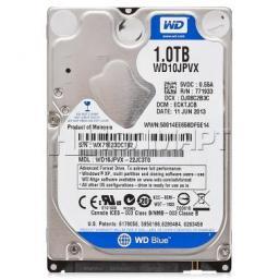 WD10JPVX (5400rpm) 8Mb Western Digital Жесткий диск 2.5'',1Tb,SATA