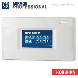 Мираж-GE-RX4-02 Стелс Контроллер GSM