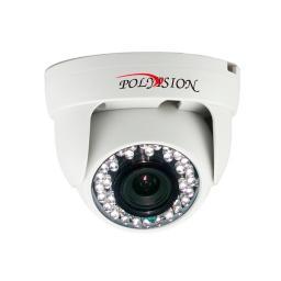 PD1-A1-B3.6 v.2.0.2 PolyVision Видеокамера цв, купол AHD,1Мп