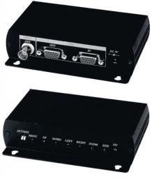 VC01 SC&T Конвертер VGA - video+VGA