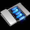 Ролик записан с IP видеокамеры J2000 IP-B112-PDN