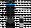 S-500 (клиент-кассир) Stelberry Устройство переговорное цифр.
